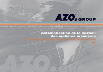 Catalogue de prestations AZO