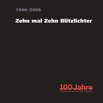 100 Jahre - SP Schlieren