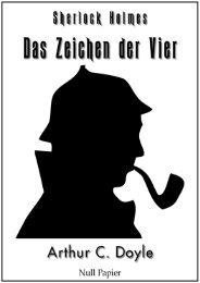 Das Zeichen der Vier – Eine Sherlock Holmes Geschichte