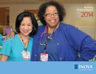 2014 Inova Nursing Annual Report