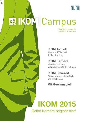 IKOM Campus 3/2015