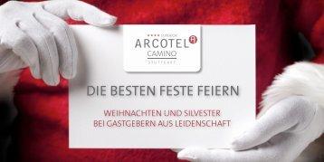 DIE BESTEN FESTE FEIERN - ARCOTEL Hotels