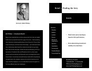 Retail-Finding the Grey Brochure - MVJ Group Inc.