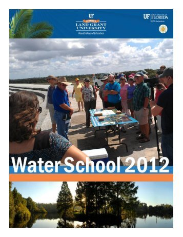 to see the Water School Final Report - Polk County Extension Office