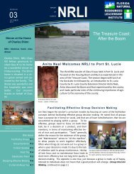 Port St. Lucie Report - Polk County Extension Office - University of ...