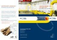 ZertifiZierte sicherheit gas-druckregel - PPS Pipeline Systems GmbH