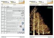 info@elbro.com www.elbro.com LED Weihnachtsbeleuchtungen ...