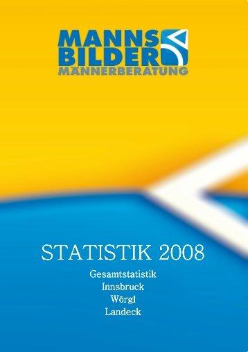 STATISTIK 2008 STATISTIK 2008 - Mannsbilder