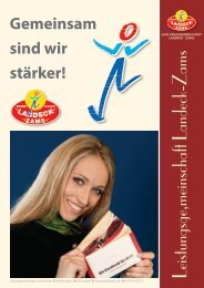 Leistungsge,meinschaft Landeck-Zams - zur LaZa-Reise 2014