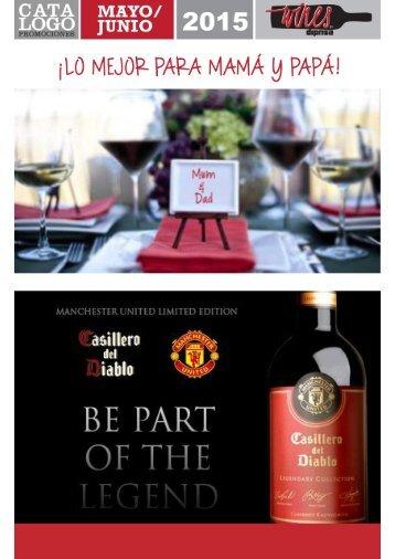 Catálogo Promociones Wines Mayo-Junio