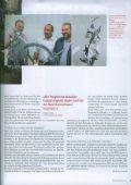 In der Kaschieranlage werden zahlreiche - PIRAS Metalltechnik - Seite 4