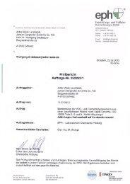 Johann Berghofer GmbH & Co. KG Herr Dr. Wolfgang ... - Adler