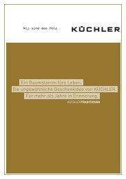 Flyer - Küchler Online-Shop