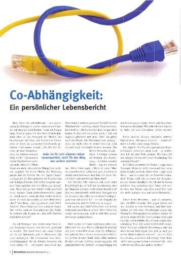"""Zeitschriftenbeitrag aus """"WeissesKreuz"""" zur ... - Internet-Sexsucht"""