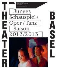 [Junges Schauspiel / Oper / Tanz] [Saison 2012/2013] - sitesystem