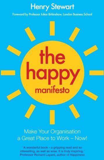 Happy-Manifesto