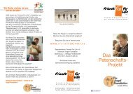 Flyer Angel Foundation - Friends For Life