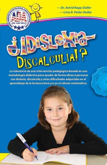 Â¿Â¡Dislexia - Discalculia - Dyslexia - Dyscalculia!?