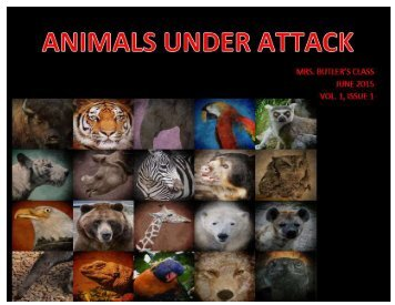 Mrs. Butler's Class Endangered Animals Magazine.pdf