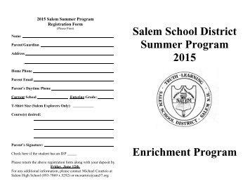 Summer-Enrichment-Program-2015-Brochure