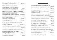 Biblische Segensworte - Kirchen in und um Kaiserslautern