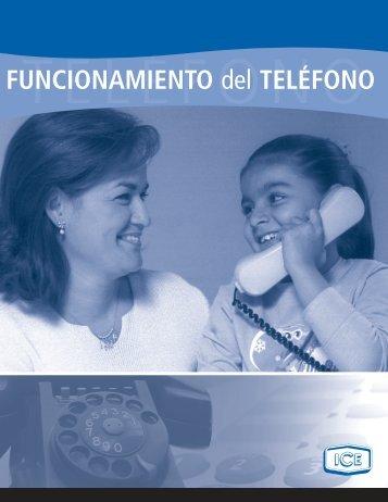 FUNCIONAMIENTO del TELÉFONO - ITESCAM