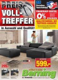 Preise - Möbel Berning