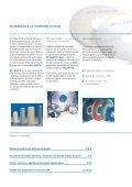 Muelas abrasivas y segmentos La gama de éxito para ... - ATLANTIC - Page 2