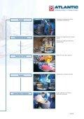 Muelas abrasivas y segmentos La gama de éxito para ... - ATLANTIC - Page 5