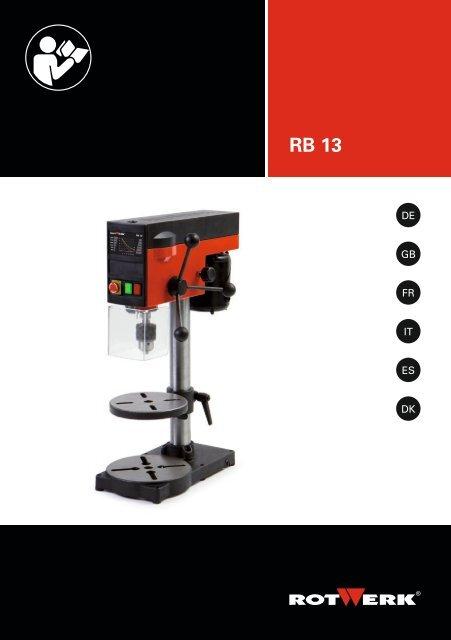 RB 13 - Rotwerk