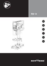DE FR IT ES DK GB - Rotwerk
