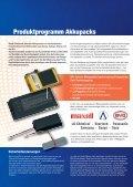 Batterien und Akkupacks - Seite 2