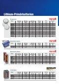Batterien und Akkupacks - Seite 4