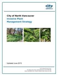 Invasive Plant Management Strategy