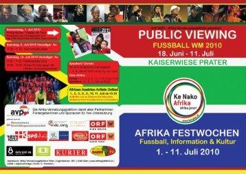 Programm-Download - Ke Nako - Afrika Jetzt!