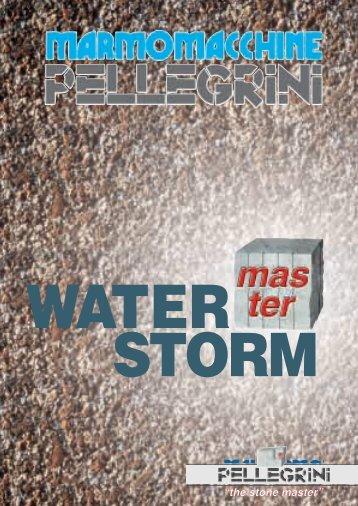 """""""the stone master"""" - Pellegrini Meccanica Spa"""