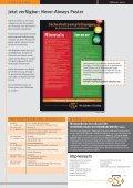 7. oSa Newsletter - Organisation für die Sicherheit von ... - Page 4