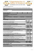 Membership application form - Page 3