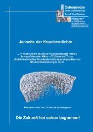 PDF (4,24 MB) - Osteoporose Zentrum in München