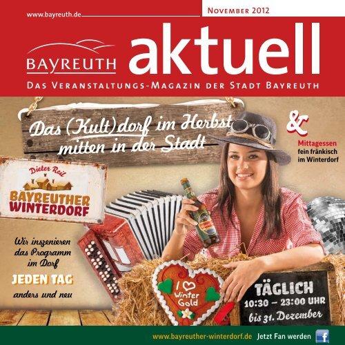 Termine - Stadt Bayreuth