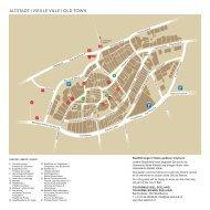 ALTSTADT Biel-Bienne | Stadtplan