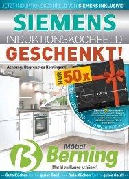 Gute Küchen - Möbel Berning
