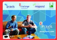2004 Annual Report - Praxis Care