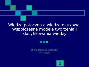 1 - Magdalena Szpunar