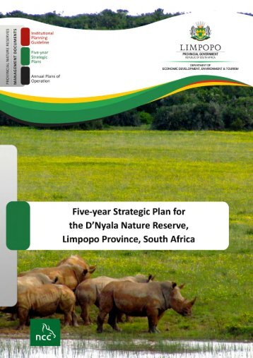Guiding principles for reserve management - NCC Environmental ...