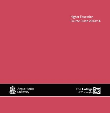 Download PDF - The College of West Anglia