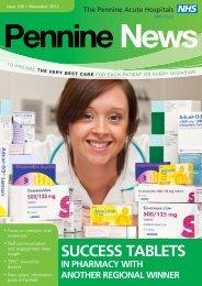 Pennine News Issue 108 November 2012