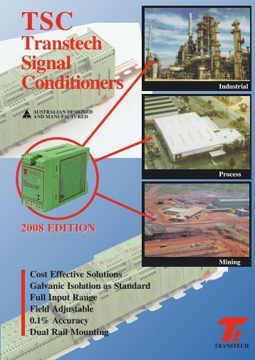 Transtech Signal Conditioners