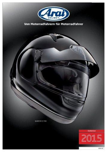 ARAI Katalog 2015