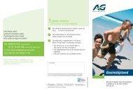 Gezinsbijstand - AG Insurance